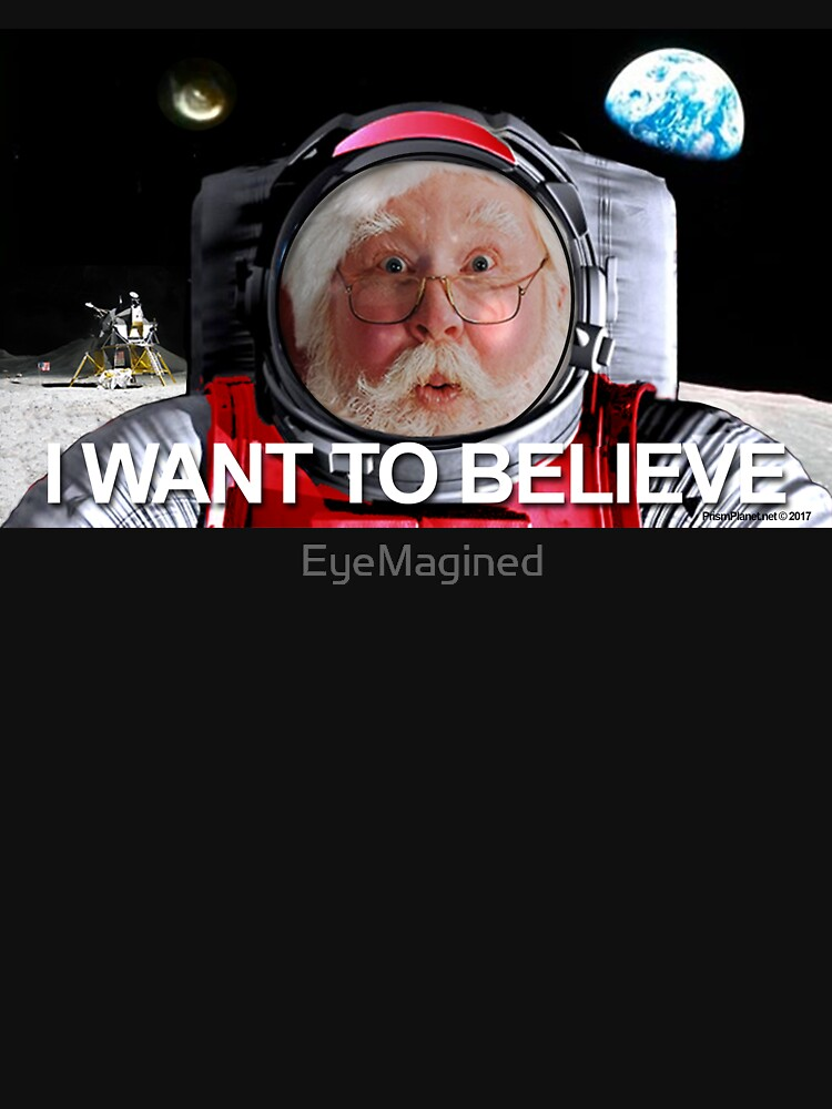 I Want To Believe 2 by EyeMagined