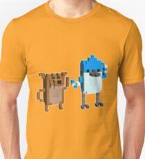 Mordercai Rigby Regular Show T-Shirt