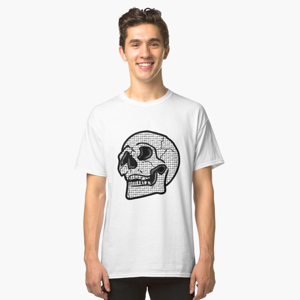 Poker Skull Classic T-Shirt