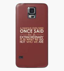 extraordinary Case/Skin for Samsung Galaxy