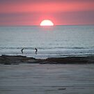 Sun Set Surfers by RedRover