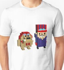 Dastardly and Muttley Wacky Races T-Shirt