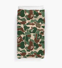 BAPE OG Green Camo Duvet Cover