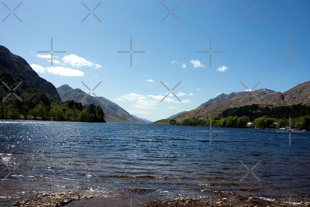 Loch Sheil, Skye, Lochaber and Badenoch by SiobhanFraser