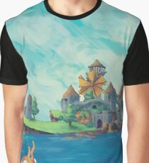 Where the Wind Falls Graphic T-Shirt