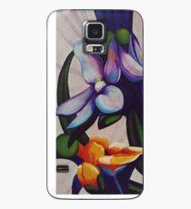 Flower Light Case/Skin for Samsung Galaxy