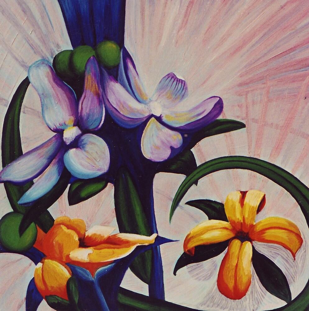 Flower Light by Jill Mattson