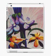 Flower Light iPad Case/Skin