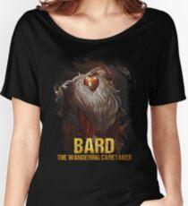 League of Legends BARD - The Wandering Caretaker Women's Relaxed Fit T-Shirt