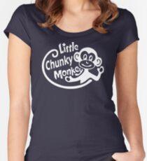Little Chunky Monkey CC750 Best Trending Women's Fitted Scoop T-Shirt
