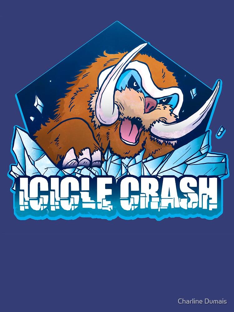 Icicle Crash by Isondiel