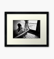 Intimate Moments Framed Print