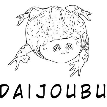 Everything will be Daijoubu  by jotatopotato