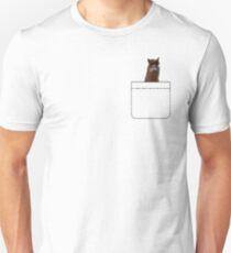 Pocket Llama T-Shirt