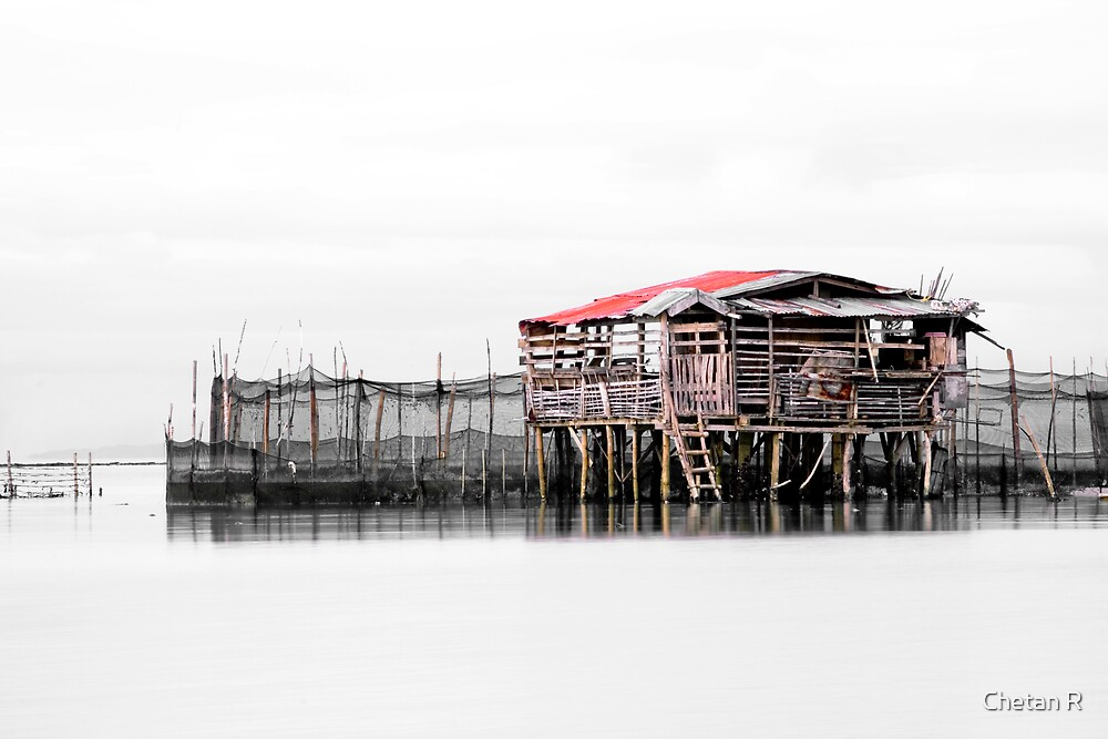 Sea House3 by Chetan R