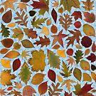 Autumn Sky by TigerTorreArt