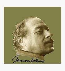 Tennessee Williams Photographic Print