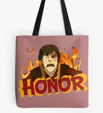 HONOR zuko Tote Bag