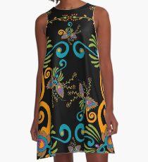 57 decoration colors A-Line Dress