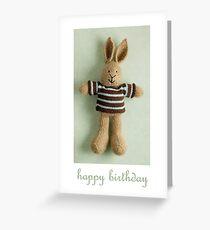 aubrey happy birthday Greeting Card
