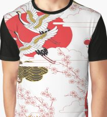 Asian Design  Graphic T-Shirt