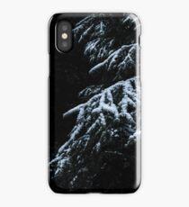 Winter Dark iPhone Case