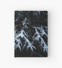 Winter Dark Hardcover Journal