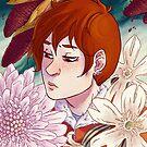 Rynne + Flowers by Livali Wyle