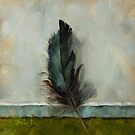 I Will Trust • Feather by Rebecca Finch