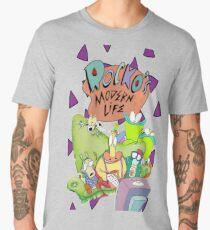 Rocko's Modern Family Men's Premium T-Shirt
