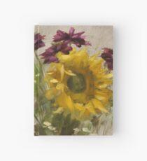 Cuaderno de tapa dura Bendito • Floral Painting por Rebecca Finch