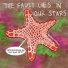 The Fault Lies in Our Stars by raymondsbrain