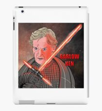 Barlow Ken iPad Case/Skin