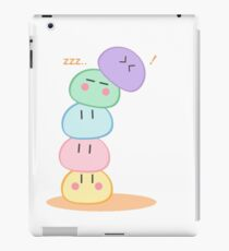 Kawai Dango Clannad iPad-Hülle & Klebefolie