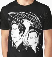X-Files Graphic T-Shirt