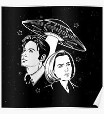 X-Files Poster
