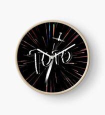 Toto Clock