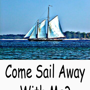 Come Sail Away With Me? by CallJoe
