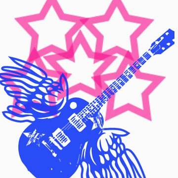 Female Rocker by cityofevil82