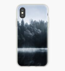 Misty Winter Morning iPhone Case