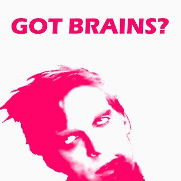 Got Brains? by cityofevil82