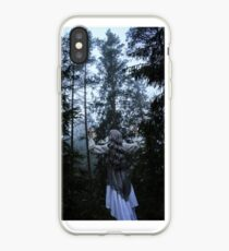 Homage To The Forest iPhone Case