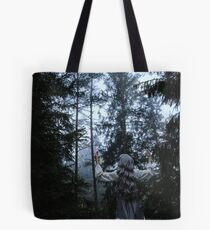 Homage To The Forest Tote Bag