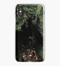 Cave Dweller iPhone Case