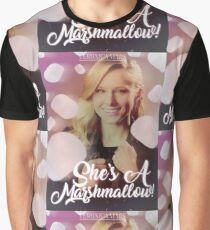 She's a Marshmallow Graphic T-Shirt