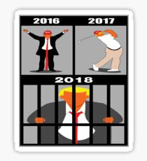 Lock Him Up Stickers Redbubble