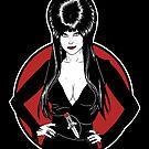 Elvira von Diane LeonardArt