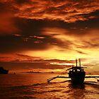 Sunset by Ed Sharp