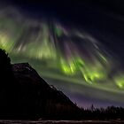 STOCK ~ Aurora Borealis Curtain by akaurora