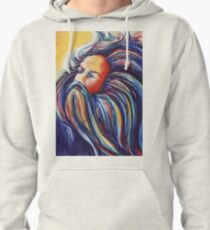 Father Time Pullover Hoodie